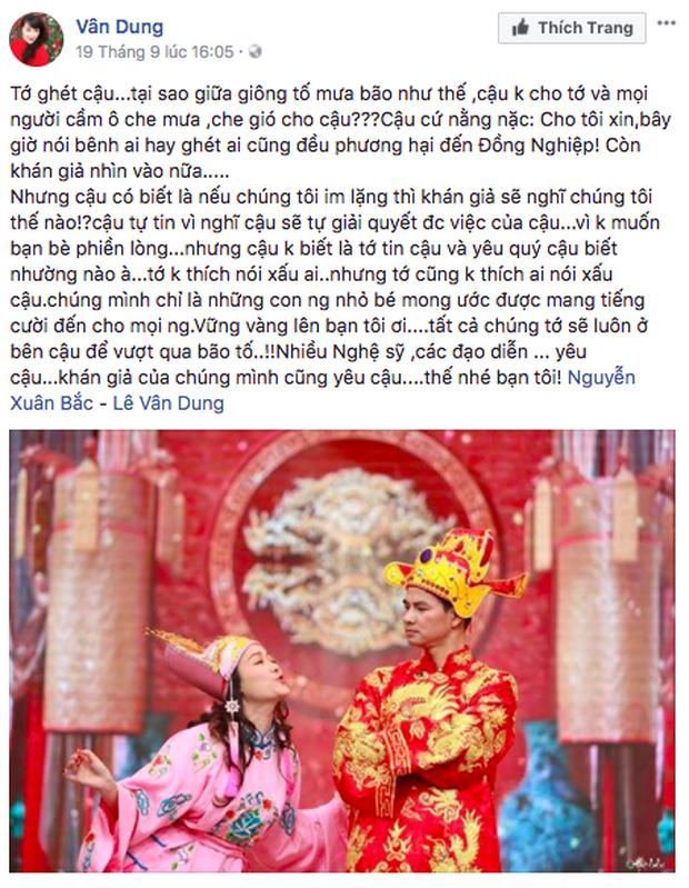 Hồ Ngọc Hà, Đàm Vĩnh Hưng và hàng loạt sao Việt lên tiếng ủng hộ, động viên Xuân Bắc - Ảnh 8.