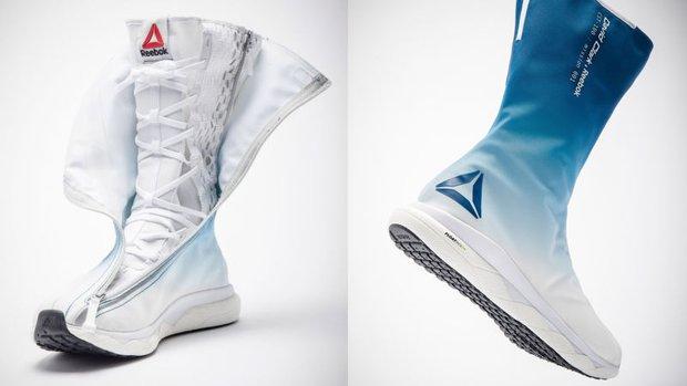 Reebok ra mắt mẫu giày vũ trụ siêu chất dành cho phi hành gia - Ảnh 1.
