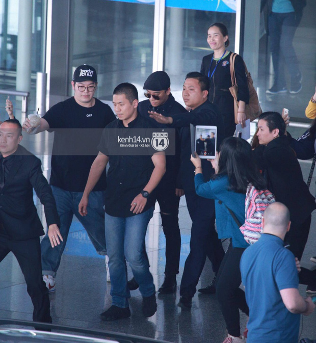 Seungri cuối cùng đã có mặt tại Việt Nam, chưa thấy G-Dragon xuất hiện - Ảnh 10.