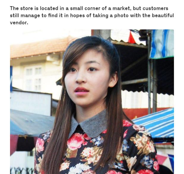 Hot girl bán bánh tráng trộn bất ngờ tái xuất trên trang web nổi tiếng của Hàn - Ảnh 3.