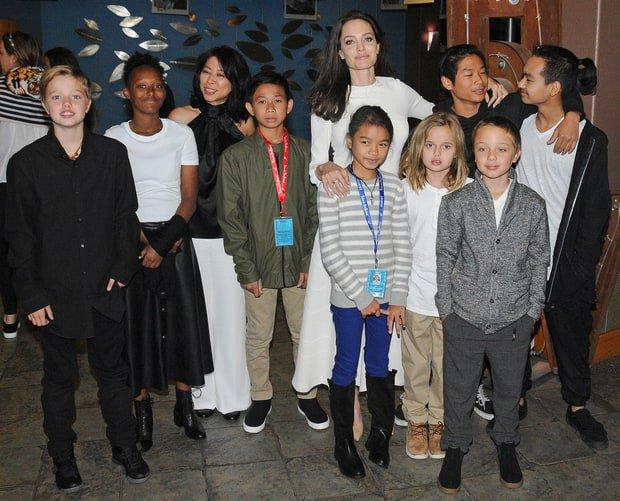 Cuộc hôn nhân Brad Pitt và Angelina Jolie: Ngôn tình nhưng liệu có chiêu trò để pr tên tuổi? - Ảnh 8.
