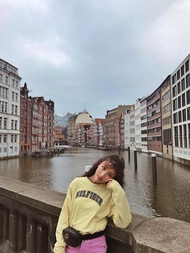 Quỳnh Anh Shyn mang theo 30 bộ đồ và phụ kiện trăm triệu đi du lịch khắp châu Âu - Ảnh 9.