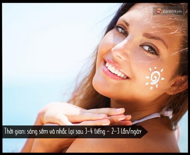 Thực hiện skincare khi nào và bao nhiêu lần mới đúng để giúp da trắng mịn - Ảnh 2.