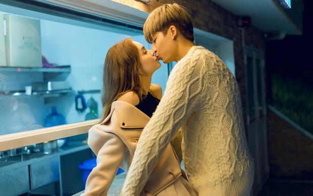 Hôn nhau thế này trong MV, hỏi sao MLee không bị nghi ngờ hẹn hò với bạn diễn điển trai - Ảnh 5.