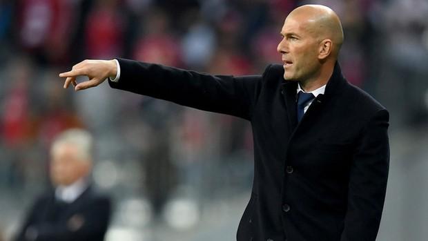 Zinedine Zidane, người được Chúa chọn để… chiến thắng - Ảnh 6.
