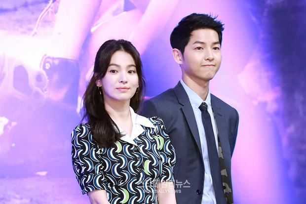 Song Joong Ki và Song Hye Kyo: Có duyên đến nỗi quá nhiều lần tình cờ đụng độ nhau - Ảnh 7.