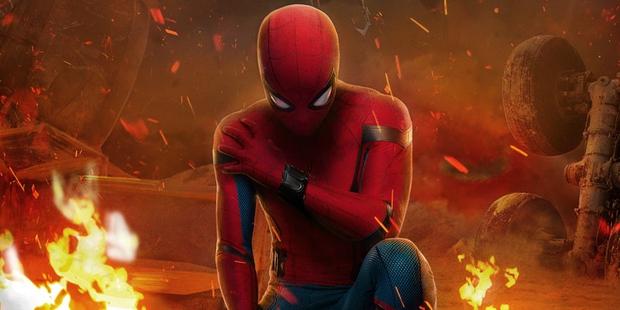 Spider-Man: Homecoming là phim siêu anh hùng ăn khách nhất năm 2017 - Ảnh 1.