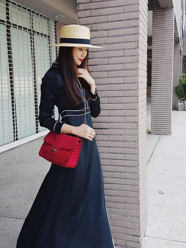Lan Khuê diễn sâu trên phố Tokyo với áo dài, Selena Gomez tròn trịa vẫn thích mặc hở - Ảnh 3.
