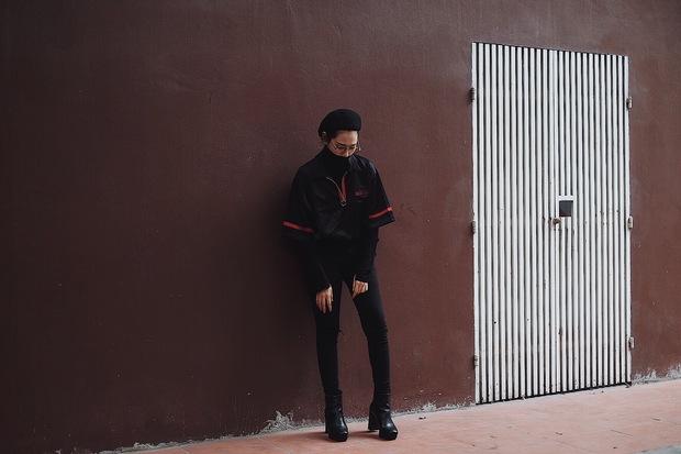 Hà Hồ vẫn chưa dứt cơn mê dép lau nhà, Phí Phương Anh bỗng hóa gái lạ vì style mới - Ảnh 10.