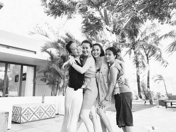 Nhan sắc hội bạn thân Hà Tăng sau 10 năm: Đã làm mẹ mà còn xinh đẹp hơn cả thời thiếu nữ! - Ảnh 5.
