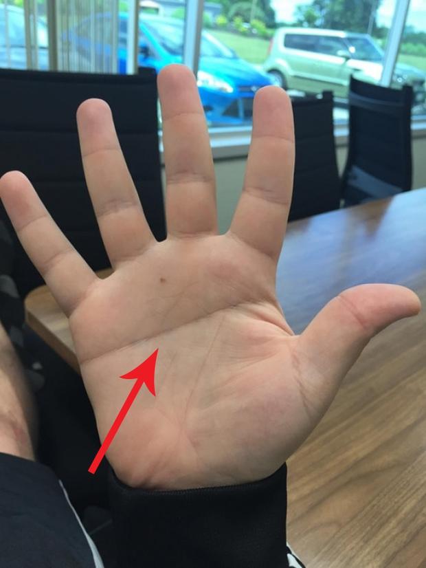 Đường chỉ tay của bạn có giống thế này không và bí mật ẩn giấu đằng sau đó - Ảnh 1.