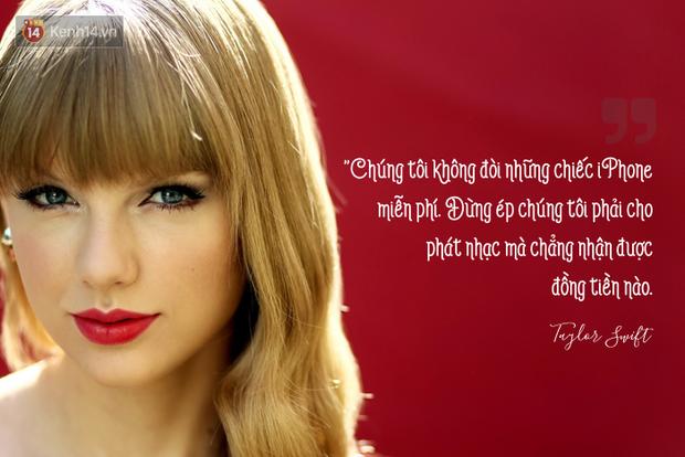 Nàng rắn Taylor Swift từng dọa Apple sợ tím mặt và đây là những gì Táo khuyết làm - Ảnh 2.