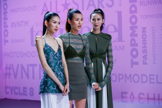 Các cô gái có vẻ đang khóc, Cao Thiên Trang lên tiếng cho cả nhóm