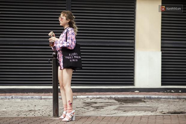 Ngắm street style tươi roi rói của giới trẻ 2 miền, bạn sẽ thấy thích diện đồ màu mè ngay lập tức - Ảnh 6.