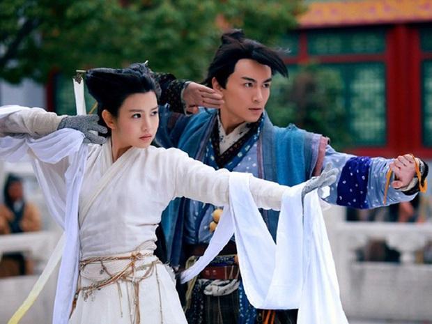 9 bộ phim giúp giới giải trí Hoa Ngữ có được những cặp đôi phim giả tình thật - Ảnh 6.