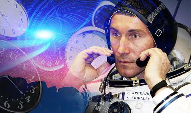 Sergei Krikalev - nhà du hành vũ trụ đầu tiên trong lịch sử trải nghiệm du hành thời gian