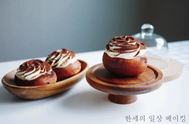 Bánh Donut Tiramisu: hay ho hấp dẫn thế này mà không thử thì phí quá! - Ảnh 13.