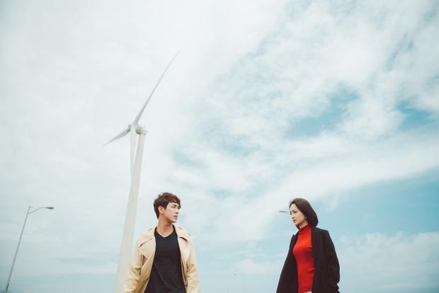 Trương Mỹ Nhân khóc nức nở trong teaser MV của Song Luân gây tò mò - Ảnh 3.