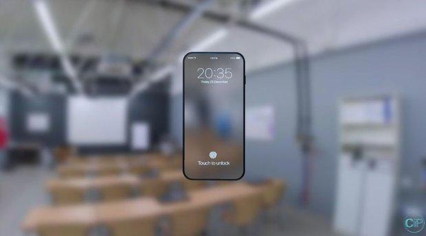 Đây rồi! Ý tưởng iPhone 8 màn hình xuyên thấu mà bấy lâu nay iFan chờ đợi - Ảnh 6.