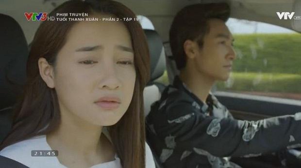"""Khán giả """"Tuổi Thanh Xuân 2"""" lại chìm sâu trong tuyệt vọng vì cặp đôi Linh - Su - Ảnh 3."""