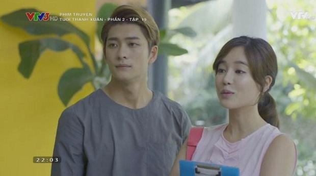 """Khán giả """"Tuổi Thanh Xuân 2"""" lại chìm sâu trong tuyệt vọng vì cặp đôi Linh - Su - Ảnh 6."""