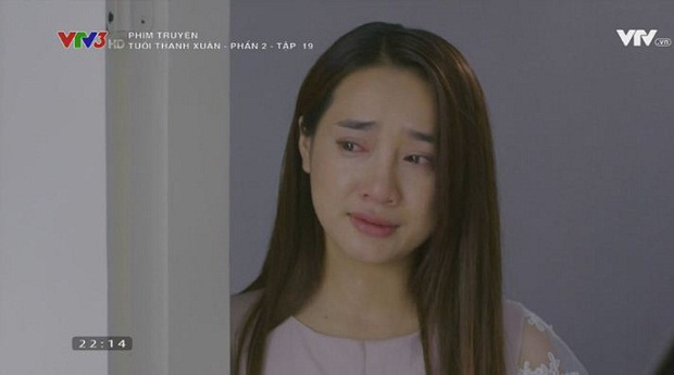 """Khán giả """"Tuổi Thanh Xuân 2"""" lại chìm sâu trong tuyệt vọng vì cặp đôi Linh - Su - Ảnh 11."""