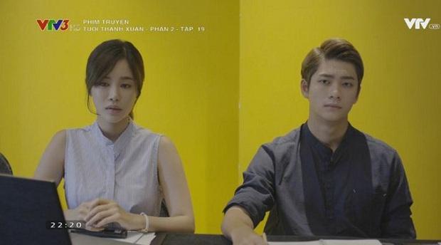 """Khán giả """"Tuổi Thanh Xuân 2"""" lại chìm sâu trong tuyệt vọng vì cặp đôi Linh - Su - Ảnh 5."""