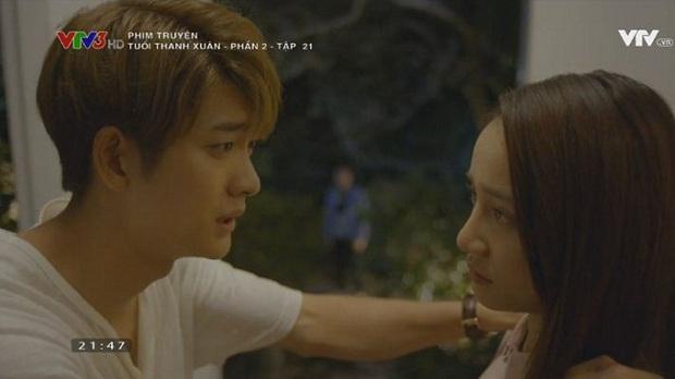 Junsu (Kang Tae Oh) và Phong (Mạnh Trường) đấm nhau tím mặt - Ảnh 1.