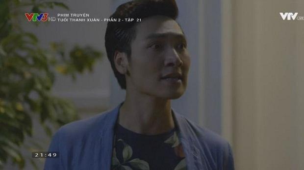 Junsu (Kang Tae Oh) và Phong (Mạnh Trường) đấm nhau tím mặt - Ảnh 3.