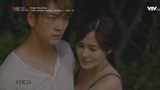 Junsu (Kang Tae Oh) và Phong (Mạnh Trường) đấm nhau tím mặt - Ảnh 4.