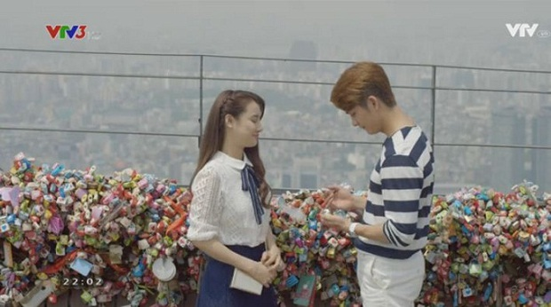 """Junsu (Kang Tae Oh) nói lời """"Anh yêu em"""" với Linh (Nhã Phương) - Ảnh 6."""