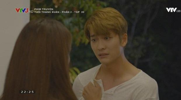 Junsu (Kang Tae Oh) vừa khóc vừa cười vì Linh (Nhã Phương) - Ảnh 11.