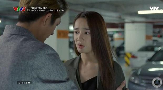 Junsu (Kang Tae Oh) như siêu nhân, nhanh như chớp cứu cả hai người đẹp - Ảnh 3.