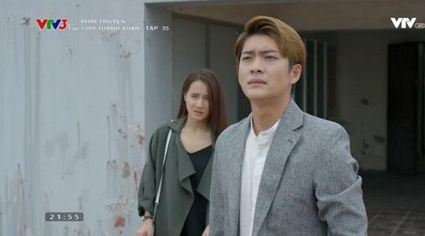 Junsu (Kang Tae Oh) như siêu nhân, nhanh như chớp cứu cả hai người đẹp - Ảnh 5.