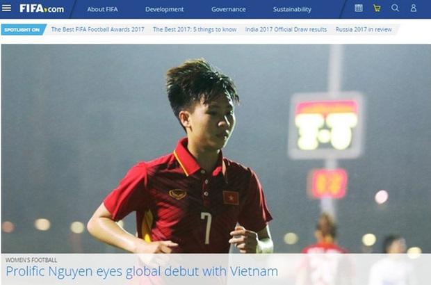 Nguyễn Thị Tuyết Dung: Cô gái quê trở thành niềm hy vọng vàng của tuyển nữ Việt Nam - Ảnh 1.