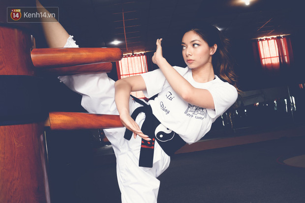 Con gái chưởng môn Vịnh Xuân: Huỳnh Tuấn Kiệt khiến giới trẻ hiểu sai về võ thuật - Ảnh 2.