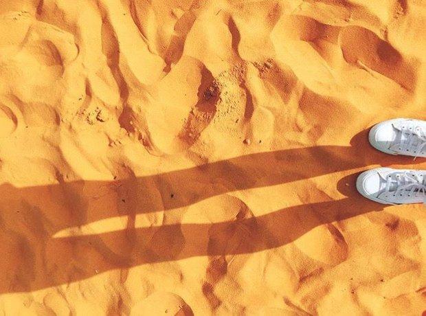 Ngẩn ngơ trước 5 đồi cát đẹp mê hồn ở miền Trung, nhìn thôi đã yêu luôn rồi - Ảnh 12.