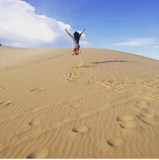 Ngẩn ngơ trước 5 đồi cát đẹp mê hồn ở miền Trung, nhìn thôi đã yêu luôn rồi - Ảnh 15.