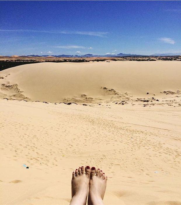 Ngẩn ngơ trước 5 đồi cát đẹp mê hồn ở miền Trung, nhìn thôi đã yêu luôn rồi - Ảnh 24.
