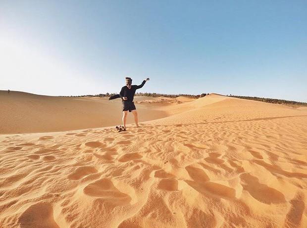 Ngẩn ngơ trước 5 đồi cát đẹp mê hồn ở miền Trung, nhìn thôi đã yêu luôn rồi - Ảnh 22.