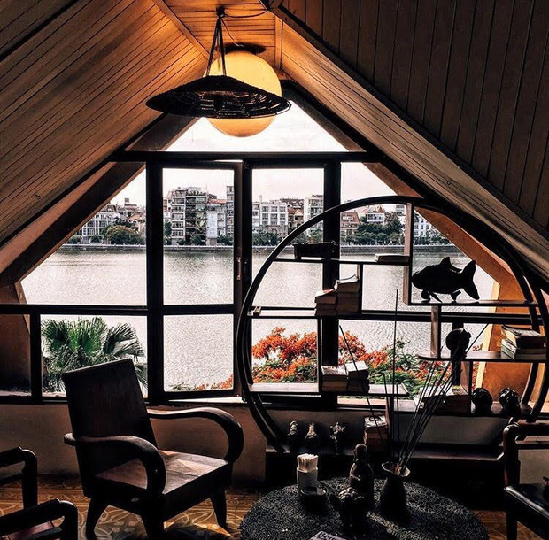 6 quán cafe ở khu hồ Tây luôn nằm trong top check-in của giới trẻ Hà Nội - Ảnh 15.