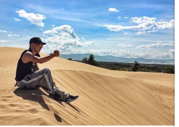Ngẩn ngơ trước 5 đồi cát đẹp mê hồn ở miền Trung, nhìn thôi đã yêu luôn rồi - Ảnh 33.