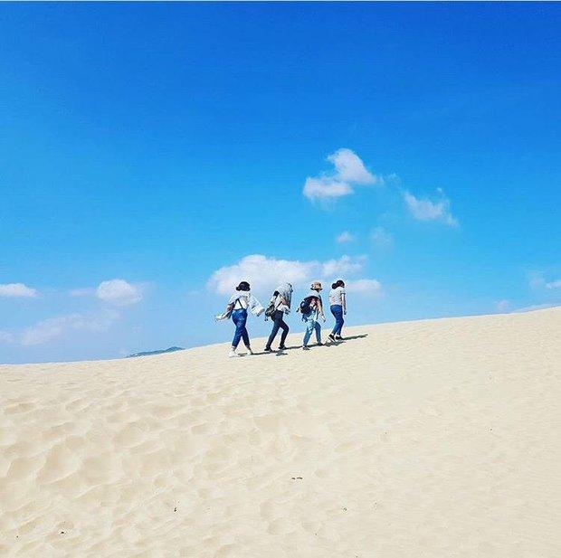 Ngẩn ngơ trước 5 đồi cát đẹp mê hồn ở miền Trung, nhìn thôi đã yêu luôn rồi - Ảnh 32.
