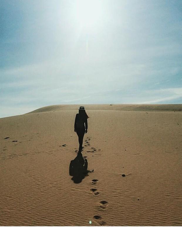 Ngẩn ngơ trước 5 đồi cát đẹp mê hồn ở miền Trung, nhìn thôi đã yêu luôn rồi - Ảnh 31.