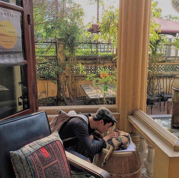 6 quán cafe ở khu hồ Tây luôn nằm trong top check-in của giới trẻ Hà Nội - Ảnh 13.