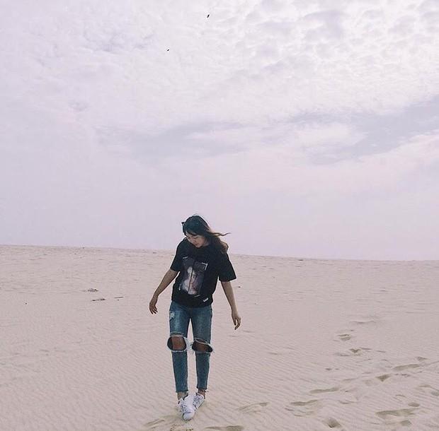 Ngẩn ngơ trước 5 đồi cát đẹp mê hồn ở miền Trung, nhìn thôi đã yêu luôn rồi - Ảnh 45.