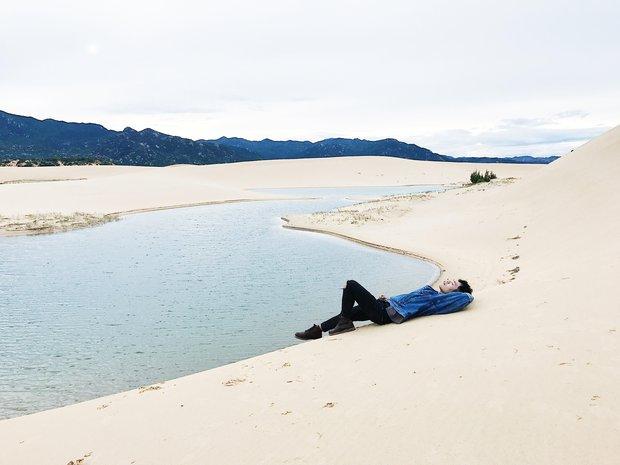 Ngẩn ngơ trước 5 đồi cát đẹp mê hồn ở miền Trung, nhìn thôi đã yêu luôn rồi - Ảnh 48.