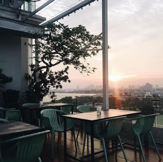6 quán cafe ở khu hồ Tây luôn nằm trong top check-in của giới trẻ Hà Nội unnamed 5 1495628420389