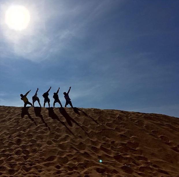 Ngẩn ngơ trước 5 đồi cát đẹp mê hồn ở miền Trung, nhìn thôi đã yêu luôn rồi - Ảnh 7.