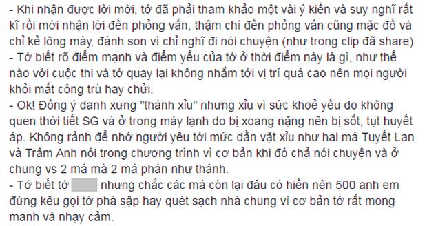 Vietnams Next Top Model mà có thêm dàn mẫu blacklist thì mới vui! - Ảnh 5.